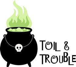 Toil & Trouble Print Art