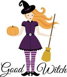 Good Witch Print Art