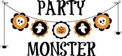 Party Monster Print Art