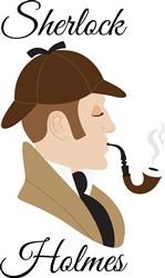 Sherlock Holmes Print Art