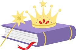 Fairytale Book Print Art