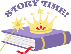 Story Time Print Art