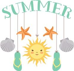 Summer Mobile Print Art