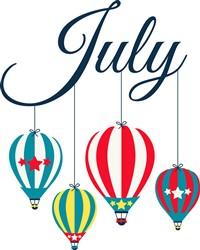 July Mobile Print Art