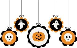 Halloween Mobile Print Art