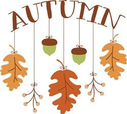 Autumn Mobile Print Art