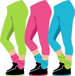 Workout Pants Print Art