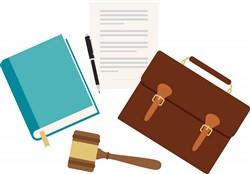 Lawyer   Print Art