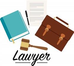Lawyer Profession Print Art