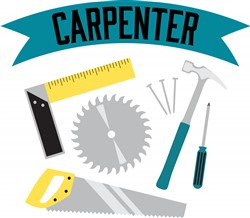 Carpenter Print Art
