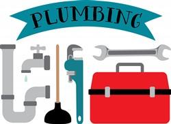 Plumbing Print Art