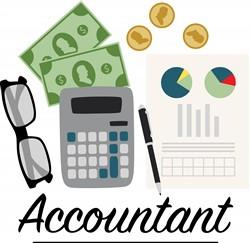 Accountant Profession Print Art
