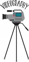 Videography Print Art