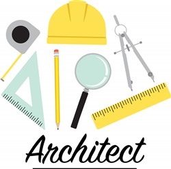 Architect Print Art