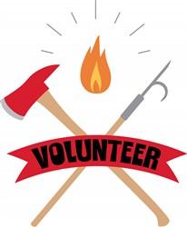 Volunteer Fire Fighter Print Art