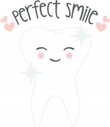 Perfect Smile Print Art