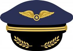 Pilot Hat Print Art