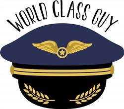 World Class Guy Print Art