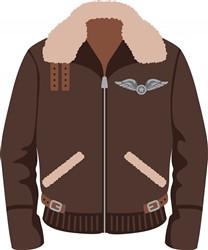 Bomber Jacket Print Art