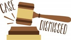 Case Dismissed Print Art