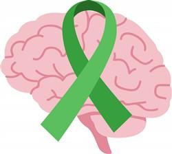 Brain Injury Awareness Print Art