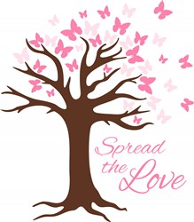 Spread Love Print Art