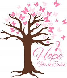 Hope For Cure Print Art
