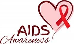Aids Awareness Print Art