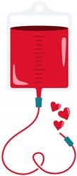 Blood Donation Print Art