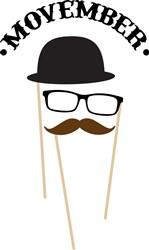 Movember Print Art