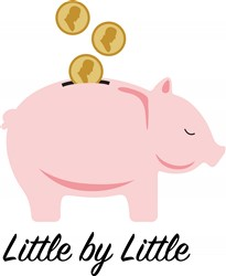 Little By Little Print Art