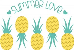 Summer Love Print Art