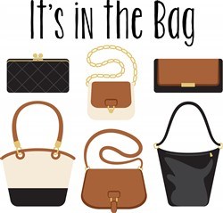 Its In The Bag Print Art