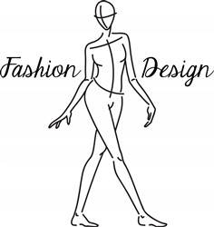Fashion Design Print Art
