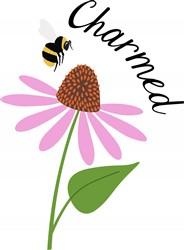 Charmed Bee Print Art