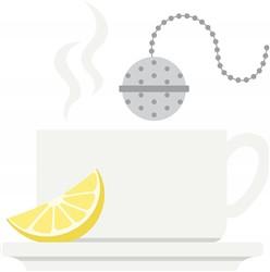 Hot Tea Print Art