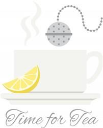 Time For Tea Print Art