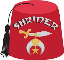 Shriner Print Art