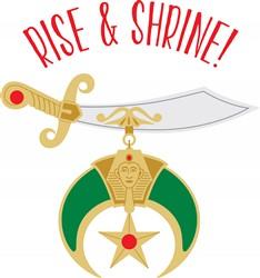 Rise & Shrine! Print Art