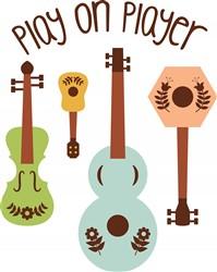 Play On Player Print Art
