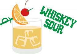 Whiskey Sour Print Art