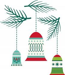 Christmas Bells Print Art