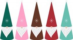 Holiday Elves Print Art