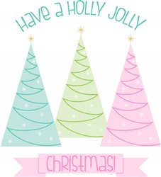 Holly Jolly Print Art