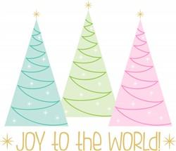 Joy To World Print Art