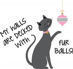 Fur Balls Print Art