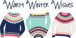 Winter Wishes Print Art