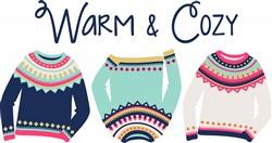 Warm & Cozy Print Art