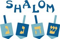 Shalom Print Art