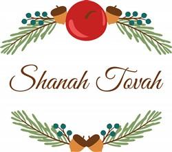 Shanah Tovah Print Art